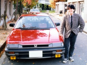 愛車 ホンダ プレリュード 1983春~1988冬
