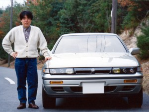 愛車 日産 セフィーロ 1988冬~1992夏