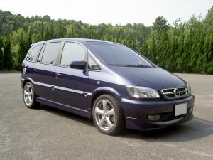 愛車 スバル トラヴィック 2002/08~2005/05